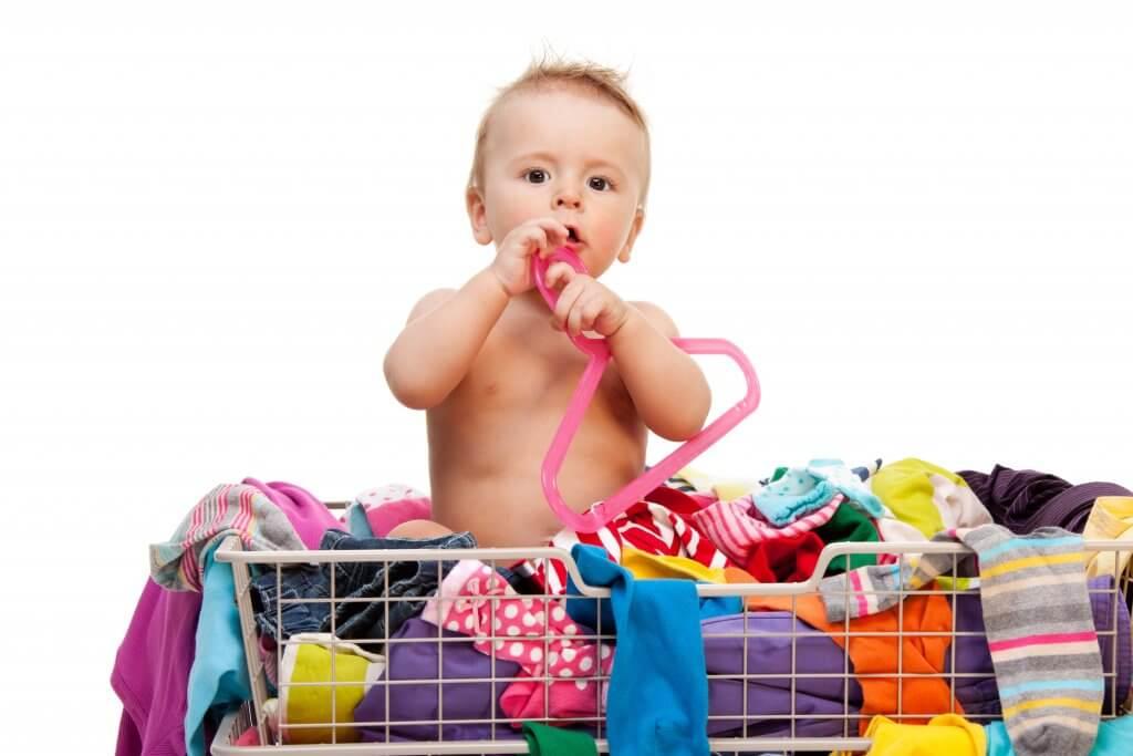 Lista de Ropita para el Bebé