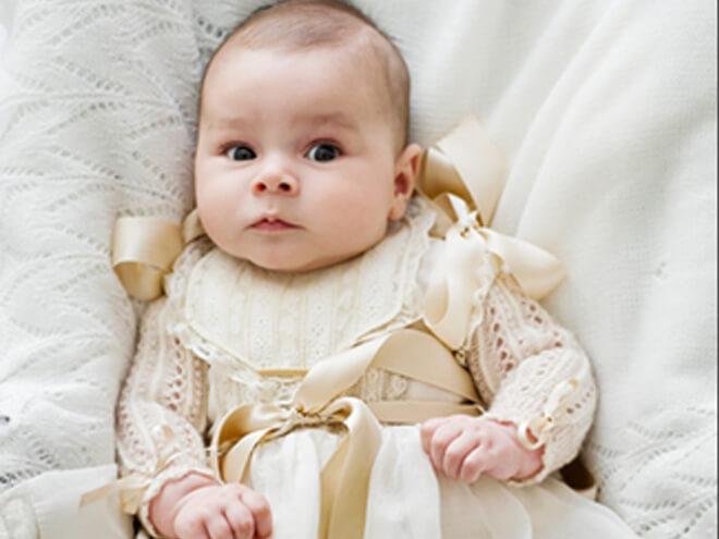 Significado vestido blanco bautizo