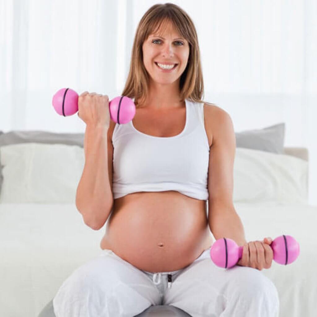 Puedo Hacer Ejercicio Durante El Embarazo - Sana y Hermosa