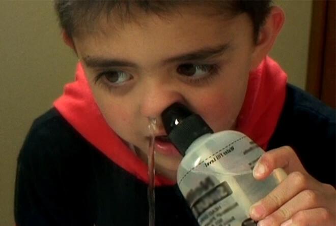 irrigaciones nasales sana y hermosa