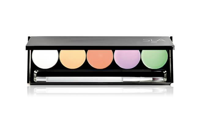Para Qué Son Tantos Colores De Correctores De Maquillaje - Sana y Hermosa