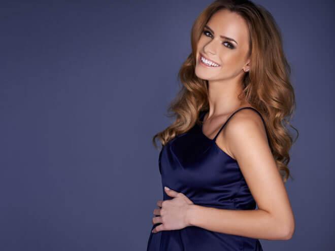 Tintes Y Permanentes Para El Cabello Durante El Embarazo - sana y hermosa