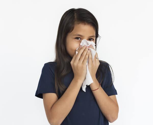 Rinitis alérgica - sana y hermosa
