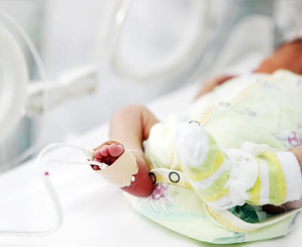Neurología Neonatal sana y hermosa