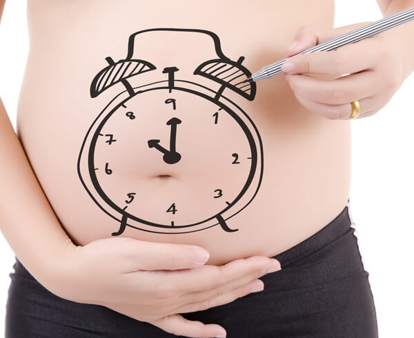 Los síntomas de embarazo más comunes