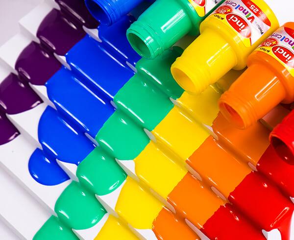 Curiosidades de los colores que no sabías