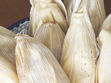 """Muchos tipos de tamales se consideraban alimento para ritos funerarios, hasta la fecha continua especialmente en el """"Dia de Muertos"""""""